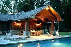 Pool House Designs Pool House 4 Small Pool House Plans With Bathroom