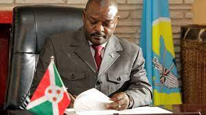 He was admitted to hospital on saturday after feeling unwell. Pierre Nkurunziza S Death And The Future Of Burundi