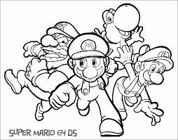 Mario Coloriages Imprimer L L L