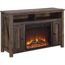 gilby tv stand with electric fireplace s