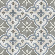 Patterned Porcelain Tile