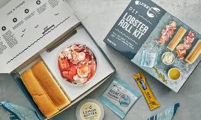 diy lobster roll kits