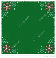 green snowflake border. Unique Snowflake Xmas Borders For Cards Christmas In Green Winter Frame Graphic  Illustration Of To Green Snowflake Border M