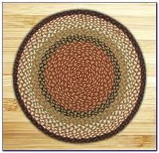 round braided rugs 8x8 braided round rug