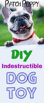 diy how to make a indestructible dog toy indestructibledogtoys