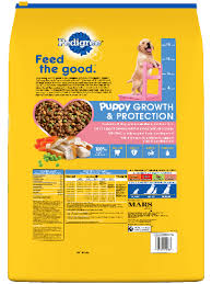 Pedigree Dog Food Puppy Large Breed Professional Inquisitive