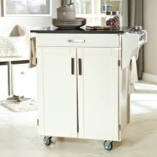 kitchen island cart granite top. White Portable Kitchen Island Cart Granite Top .