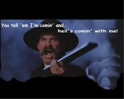 Tombstone Movie Quotes Stunning One Of The Greatest Men That I Must Follow Got To Love His