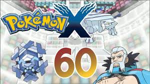 Let's Play Pokemon X Part 60: Geschenkter letzter Orden - YouTube