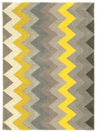 trio grey chevron tie our new black couch and yellow chair perfectly rug large