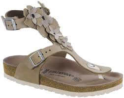 birkenstock size 36 gizeh high flower nude suede leather birkenstock sandals philippines