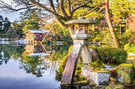 the japanese garden concept and