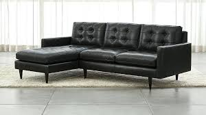 placement sofa chaise in the living room leather couch with categories leather couch with chaise