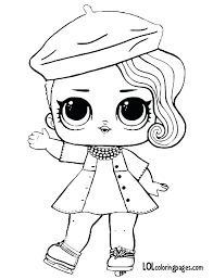 Doll Coloring Pages To Print Doll Coloring Pages Printable Posh Doll