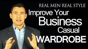 how to improve your business casual clothing dressing sharp at how to improve your business casual clothing dressing sharp at work for men video guide