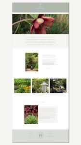 Landscape Website Designers Custom Website Design For Landscape And Garden Designer In