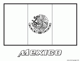 Small Picture mexican flag coloring page Archives Best Coloring Page