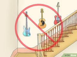 how to hang instruments on the wall 15