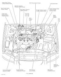Nissan sentra code p1110 how do i fix where is sensor graphic nissan engine diagram