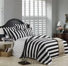 black and white striped duvet. Contemporary Striped Black And White Striped Duvet Cover Bedding Sets Inside E