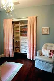 curtains as doors best of instead door into master closet curtain for closet door ideas curtains instead