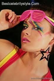 eye makeup 80s style 2
