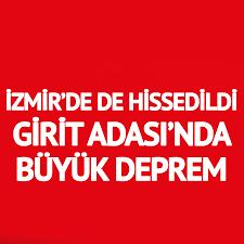 Sözcü Gazetesi - İzmir'de de hissedildi: Girit Adası'nda... | Fa