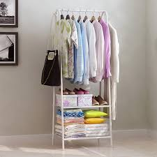 Coat Rack With Storage Space