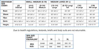 Bow Size Chart Cheer4me Cheerleading Apparel Cheerleaders New York