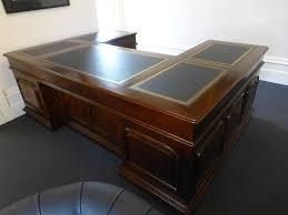 professional office desk. Traditional U Shaped Professional Office Desk