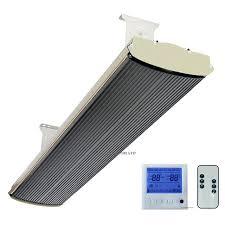 infrared patio heater new 2400w with remote control yoga studio