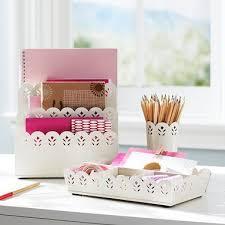 desk accessories for girls. Plain Accessories Pretty Petals Desk Accessories On For Girls G
