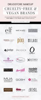 list of vegan makeup brands