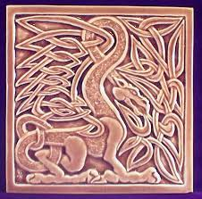 Decorative Relief Tiles