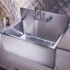 Utility Sink Backsplash Unique Decorating Design