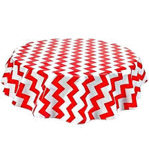 extra large tablecloths round oilcloth tablecloth in chevron red extra large tablecloths uk
