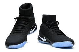 nike basketball shoes 2017. nike-hyperdunk-2016-flyknit-triple-black-basketball-shoes- nike basketball shoes 2017 e