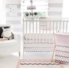 bedroom cute pink chevron baby bedding with owl decor chevron crib bedding