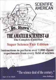The amateur scientist 2.0