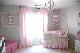 baby girl nursery decor ideas chandeliers design awesome pretty crystal chandelier decorating pictures metal four poster crib desi