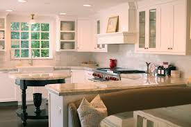 kitchen island with bench seating. Image Of: Inspiring Kitchen Bench Seating With Storage Plans Island A