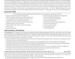 Idea House Manager Resume Sample And Estate Manager Resume Estate