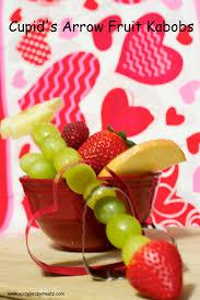Valentine Fruit Cupids Arrow Fruit Kabobs Eazy Peazy Mealz