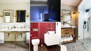 Bathroom Fixtures Denver Simple 48 Of The Year's Most Stunning Bathroom Design Trends Realtor