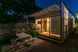 Small Picture 30 Sqm Rectangular Tiny House Design with Low cost Construction
