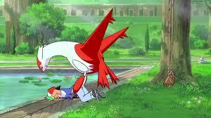 Pokémon Movie Review: The Latias movie - Staircase Spirit
