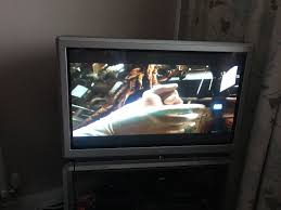 toshiba 32zp18p 32 crt television for
