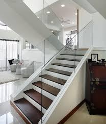 Pandan Valley Condo modern-staircase