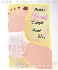 A9 Card Sending Heeling Thoughts Get Well A9 Handmade Card Sending Heeling