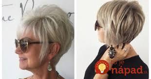 Jednoduché Módne A Pekné účesy Pre ženy Nad 50 Rokov Viac Ako 60